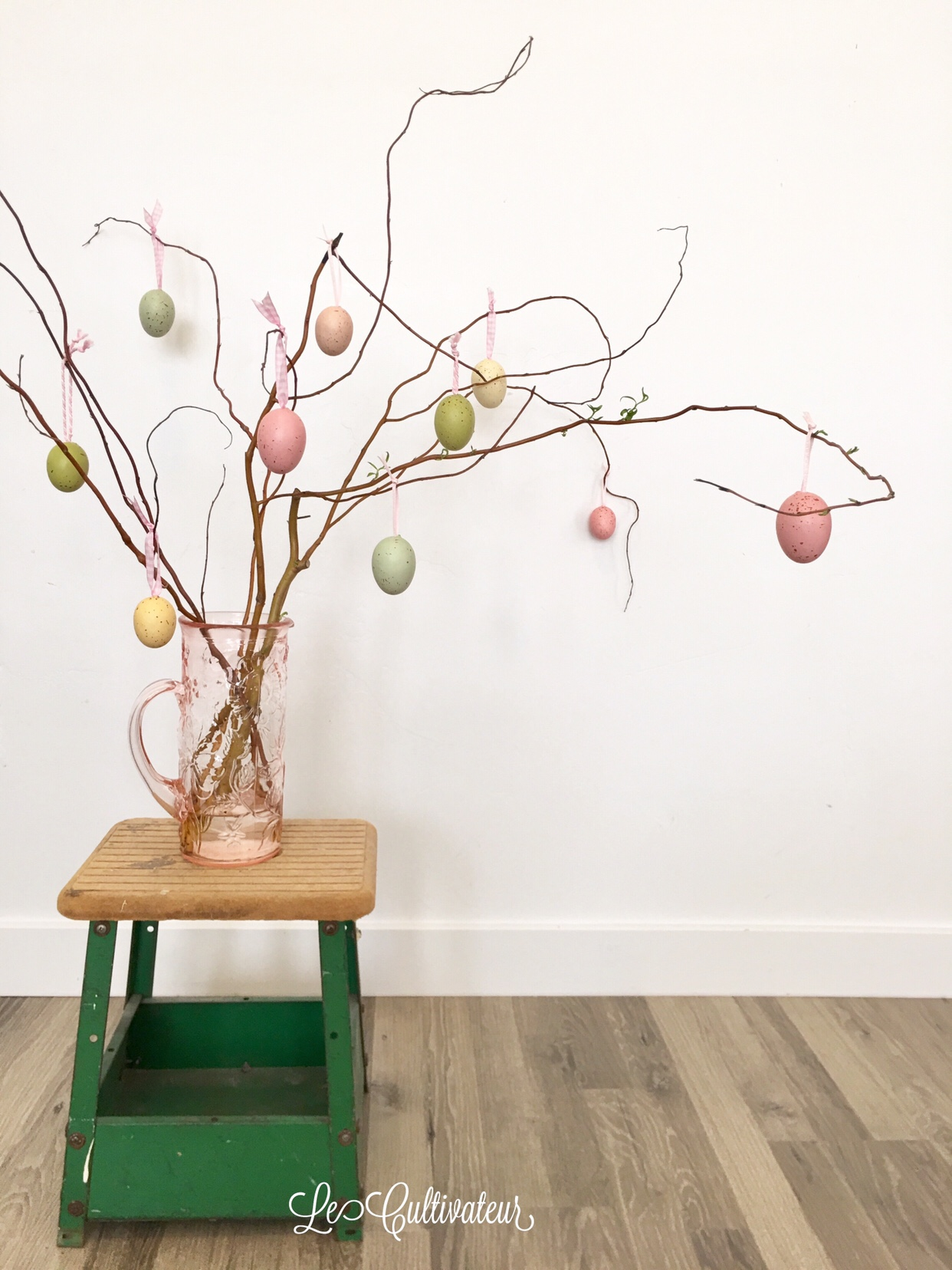 Easter Egg Tree Lecultivateur