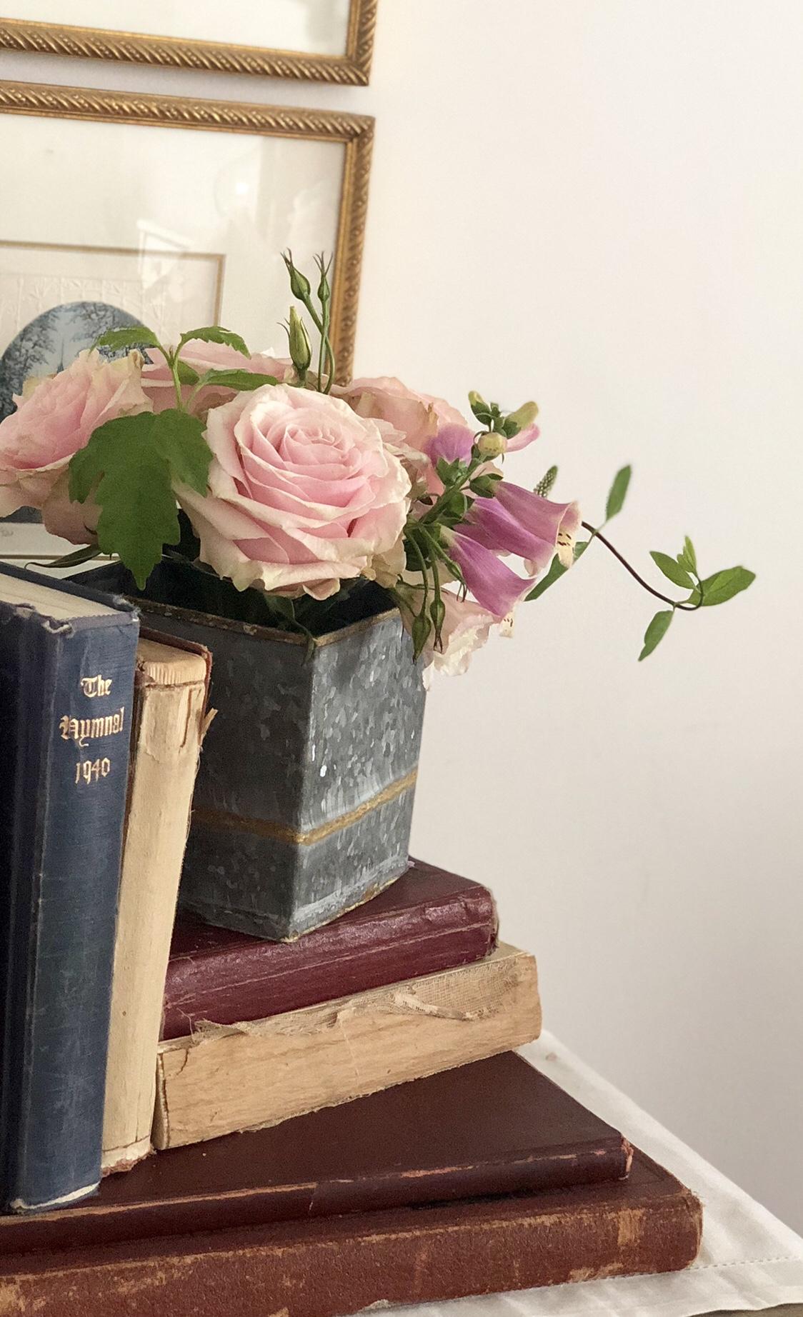 Favorite Things Thursday ~ vintage books