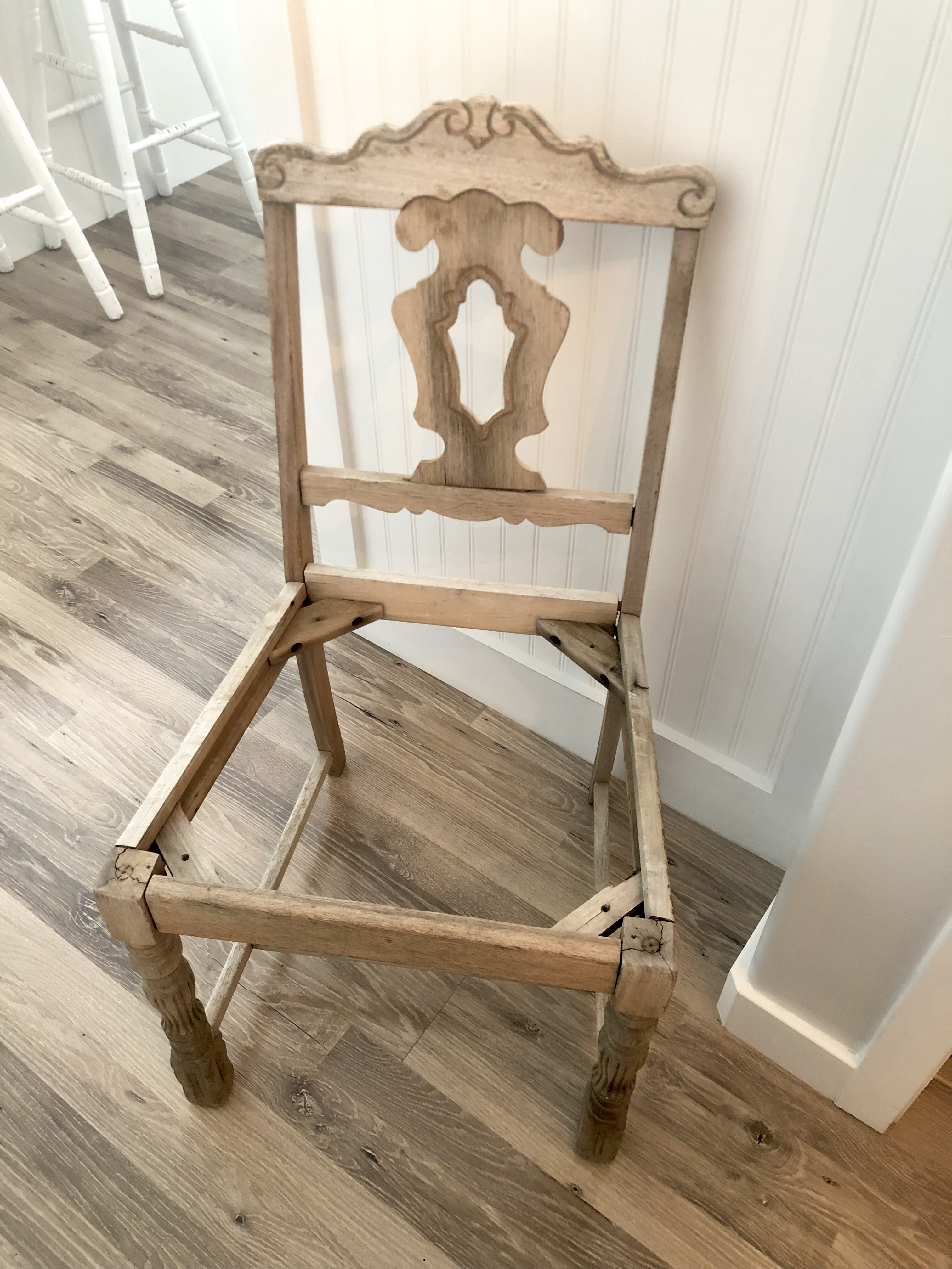 Incredible Thrifted Treasure Lecultivateur Machost Co Dining Chair Design Ideas Machostcouk