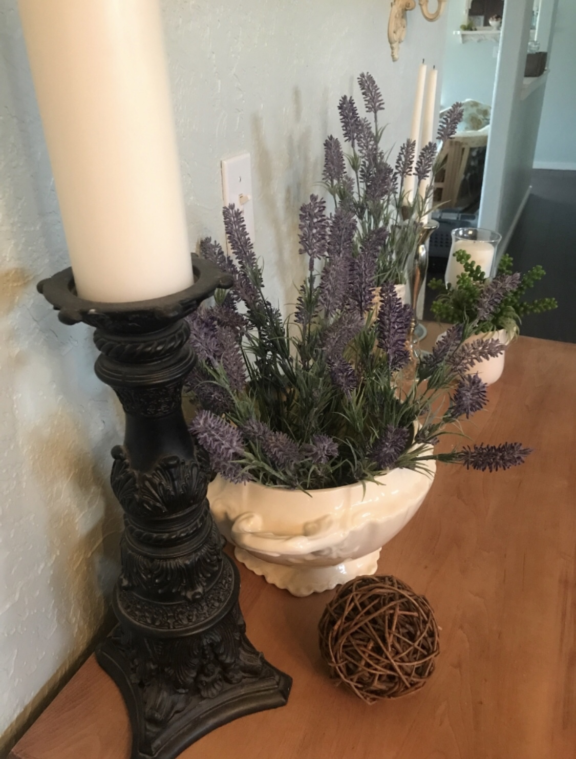Flower Planter: May Thrift Store Challenge 1